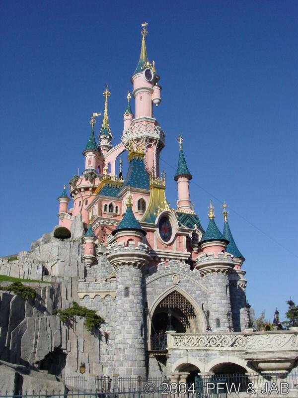 Favorieten Disneyland Parijs
